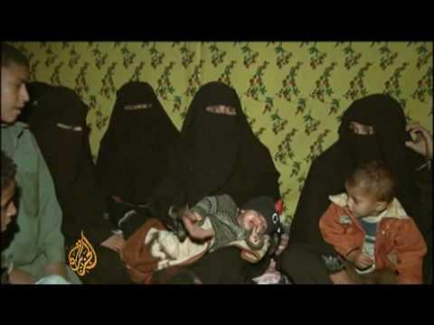 Yemeni villagers blame sheikh for displacing them - 11 Jan 10