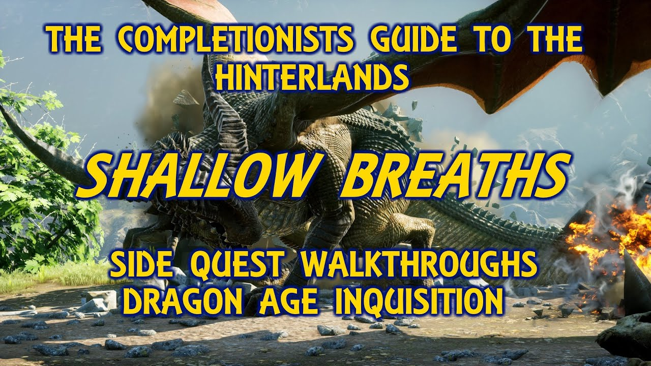 dragon age inquisition quests guide