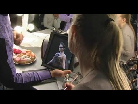 Морозова и Горностаева в фотопроекте Кинопробы