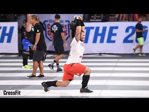 The CrossFit Games - Individual Fibonacci Final