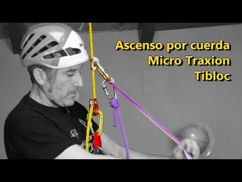 ascenso-por-cuerda-con-micro-traxion-y-tibloc