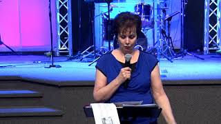 Julene Schroeder - Praying in tongues -  Word Wed