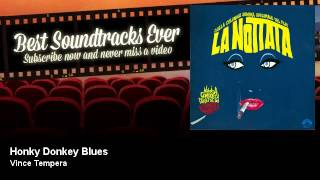 Vince Tempera - Honky Donkey Blues - La Nottata (1974)