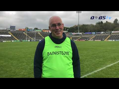 Dublin U20s manager Tom Gray speaks to DubsTV after All-Ireland semi final win