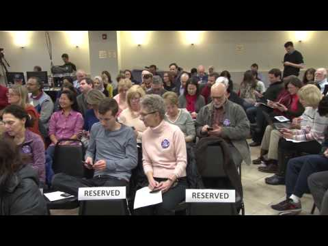 Morris County Town Hall - Feb. 21, 2017
