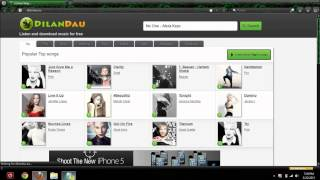 How To Download Music Using Dilandau (Online for Free)