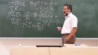 Elektromanyetik Teori-Maxwell Denklemleri