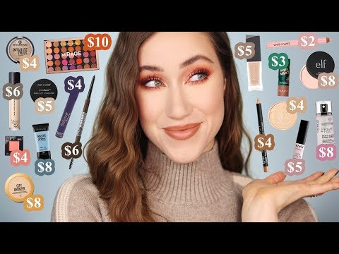 The BEST & MOST Affordable Makeup 😍 thumbnail