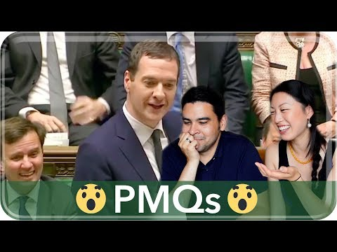 AMERICANS REACT TO PMQs: Prime Minister's Questions | The Postmodern Family EP#156