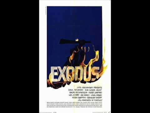 Exodus (Ari's Theme) - 1960 - Ernest Gold
