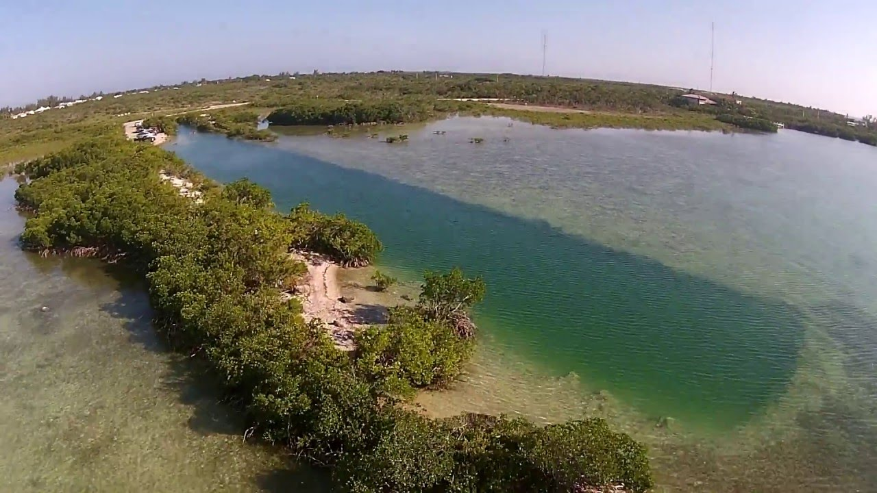 Florida Keys Ramrod Key And Surrounding Area From Above