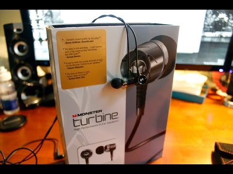 Review: Monster Turbine In-Ear Headphones (After 3 Years)