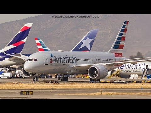 4to SPOTTING DAY Aeropuerto Arturo Merino Benítez, Santiago de Chile SCL / SCEL