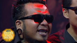 Video Endank Soekamti ft The Rain - Terlatih Patah Hati [Konser Pemenang AMI 2015] [29-09-2015] download MP3, 3GP, MP4, WEBM, AVI, FLV Maret 2018