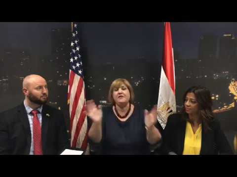 Ask A Consular Officer Facebook Live session: DV 1