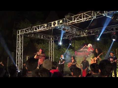 Gadis Extravaganza - Boomerang Cover by : Orange Wave Feat. Candil & JPI