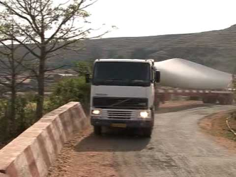 Wind mill Turbine Blade Transport : http://www.namakkaltransport.com (5.0)