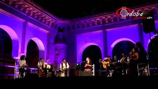 Niña Pastori en la Noche Blanca del Flamenco 2014