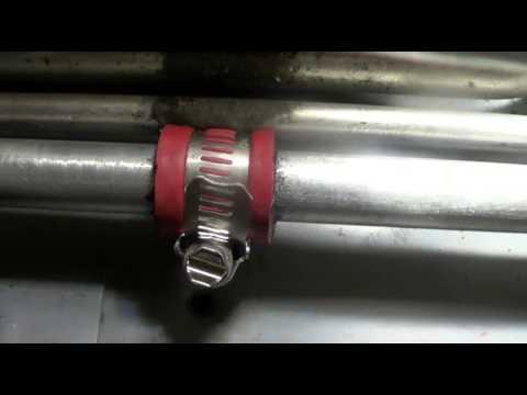 2005 T&C Rear AC Tube Leak Quick Fix