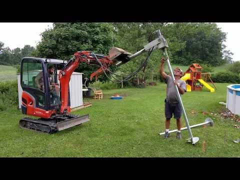 Brantford Screw Piles