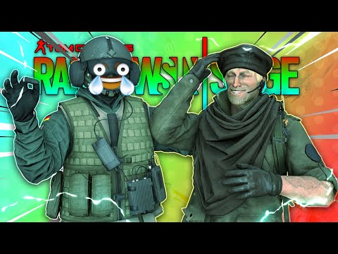 Rainbow Six Siege moments that make me giggle extremely