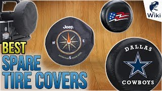 10 Best Spare Tire Covers 2018