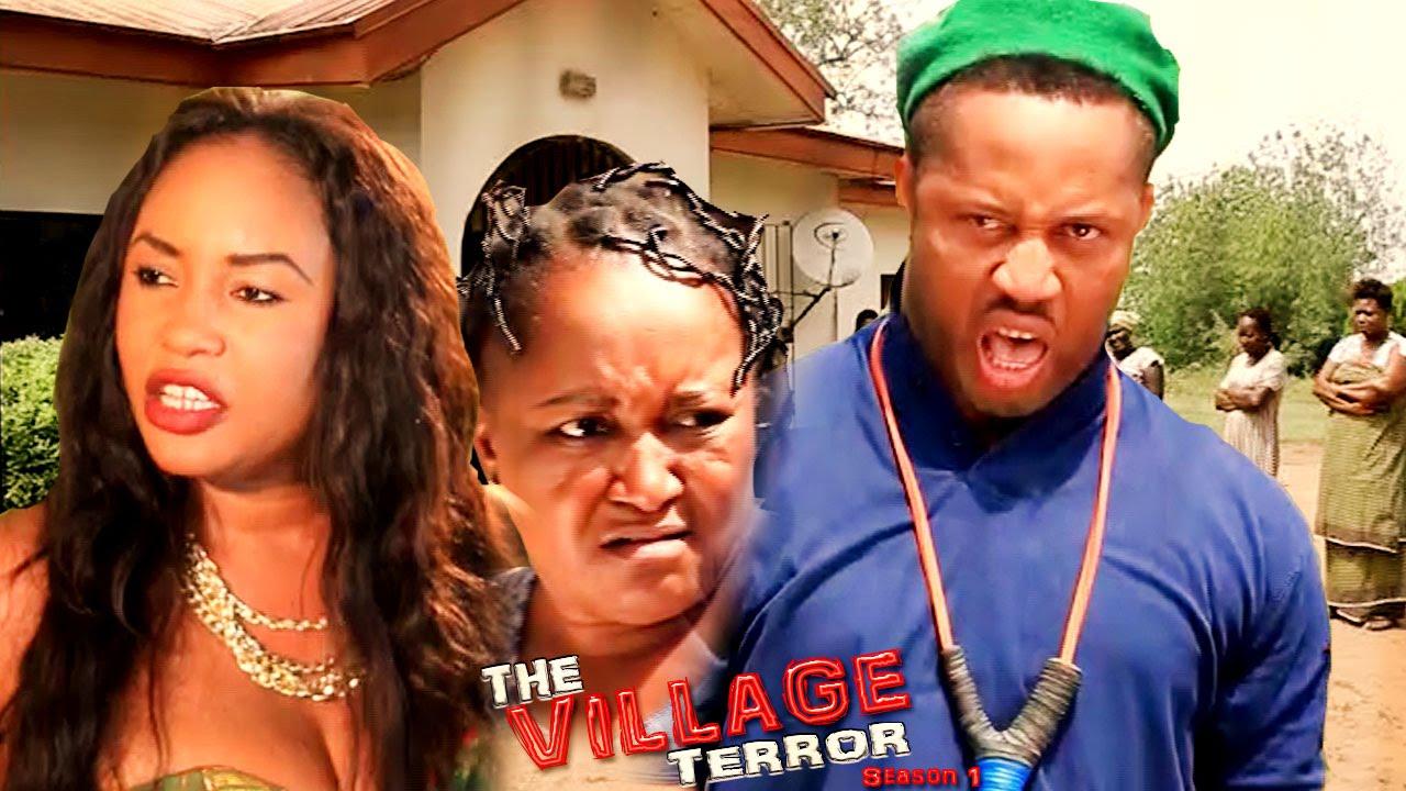 Download The Village Terror Season 1     - 2016  Latest Nigerian Nollywood Movie