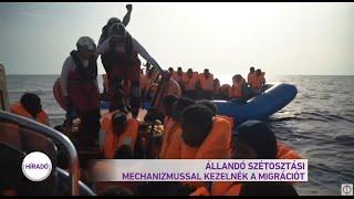 Állandó szétosztási mechanizmussal kezelnék a migrációt