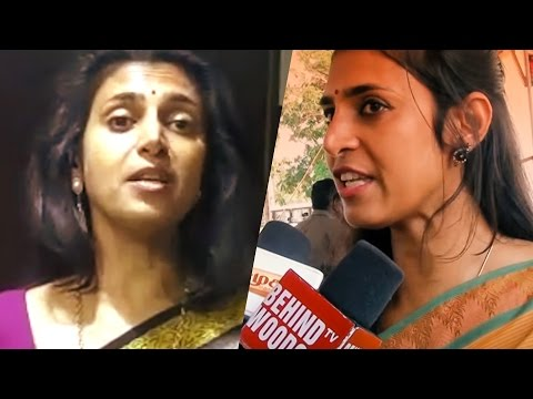 Actress Kasthuri Blasts Media, Says Will Take Legal Action! | Casting Couch Remark | TK 25