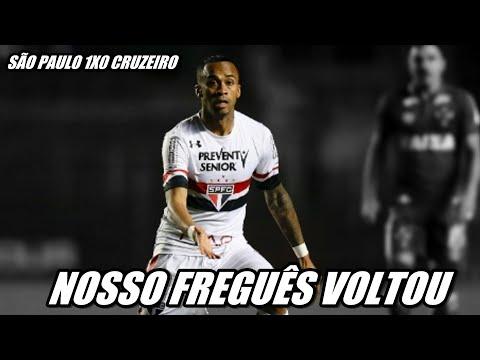 SÃO PAULO 1X0 CRUZEIRO NARRAÇÃO - BRASILEIRÃO