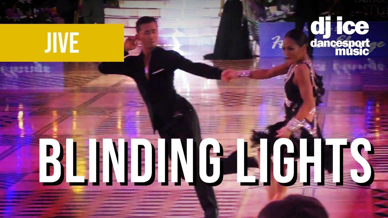 Download JIVE | Dj Ice - Blinding Lights