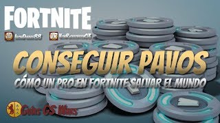 How to Win PAVOS in FORTNITE Save the World Like a Professional