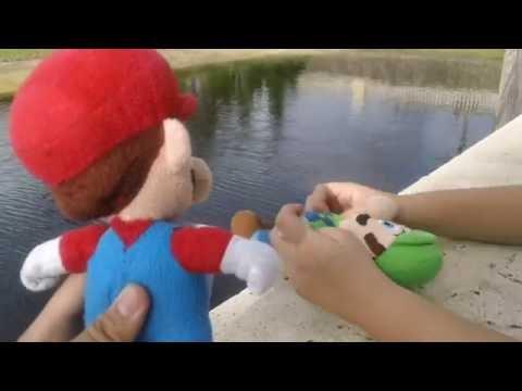 Mario & Luigi Go To Universal!