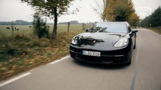 Новый Porsche Panamera: тест-драйв Onliner (доп.материал)