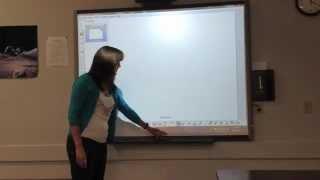 Smart Board Basics- Project  #14
