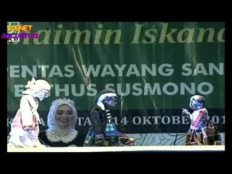Wayang Golek Santri - Ki Entus Susmono - Terbaru 2016
