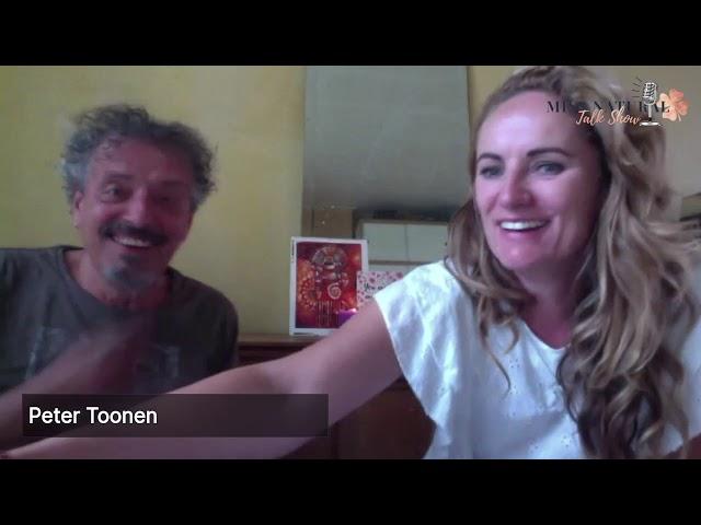 Peter Toonen over leven in de MATRIX en zijn boek Opgesloten in een Piramide