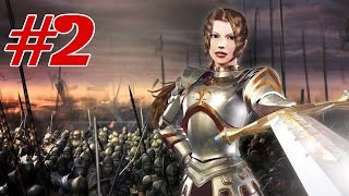 Wars and Warriors Joan of Arc Walkthrough - Mission 2 - Imperial Counterattack - Part 1