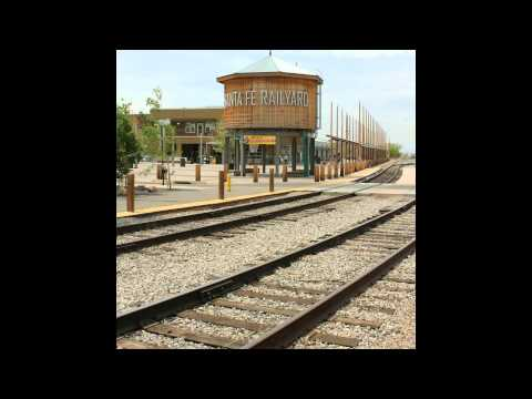 IFAM photo tour of the Santa Fe Railyard and surrounding area