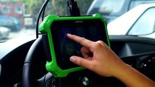 2011 BMW X1 CAS3++ Key Programming with Key Master DP Plus