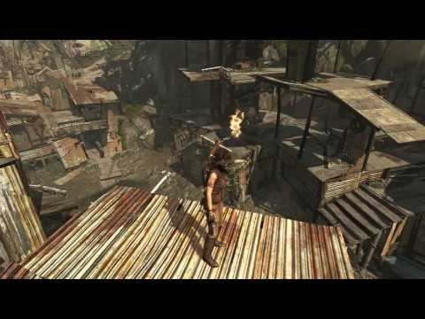 Tomb Raider Part 4 2h 46% 4K Ultra HD Shantytown, Well Of Tears, Chamber Of Judgment, Find Sam!.