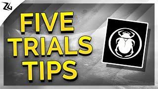Destiny Rise of Iron: 5 Trials of Osiris Tips | Flawless Runs
