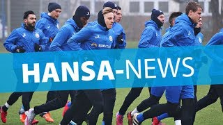Hansa-News vor dem 22. Spieltag