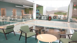 Tour of the Newly Renovated & Expanded Stoughton Public Library