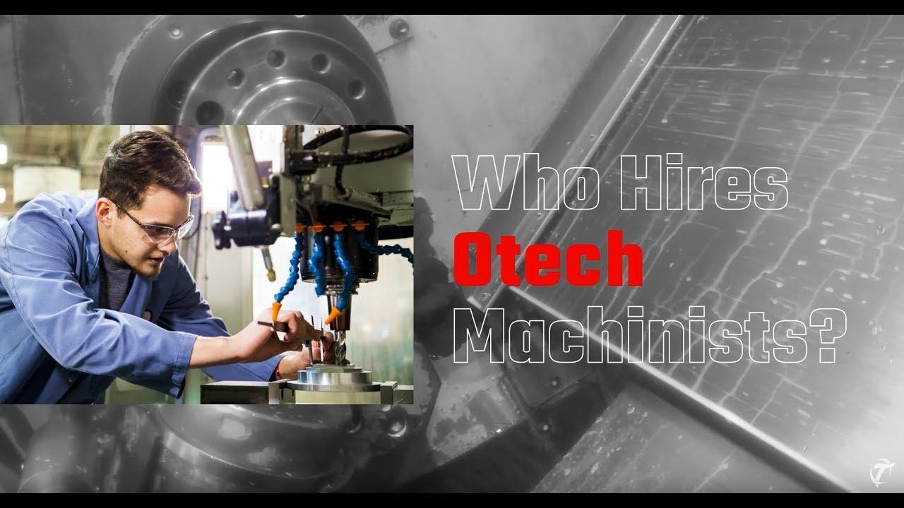 Machinist II | Ogden-Weber Technical College