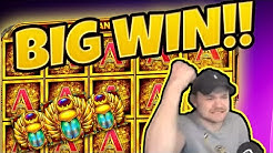 BIG WIN!!! Ancient Egypt Classic BIG WIN - Online Casino from CasinoDaddy (Gambling)