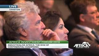 AIF Debate: Africa