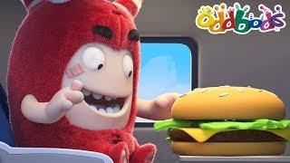 FOOD JUNKIE | NEW | Oddbods Full Episodes | Funny Cartoons