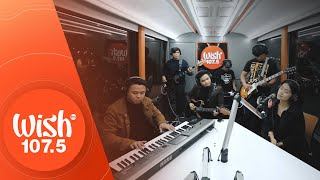 "This Band performs ""Hindi Na Nga"" LIVE on Wish 107.5"