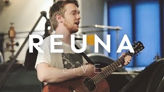 Reuna-live: Nicolas Kivilinna - Jos sä haluut lentää mun kaa